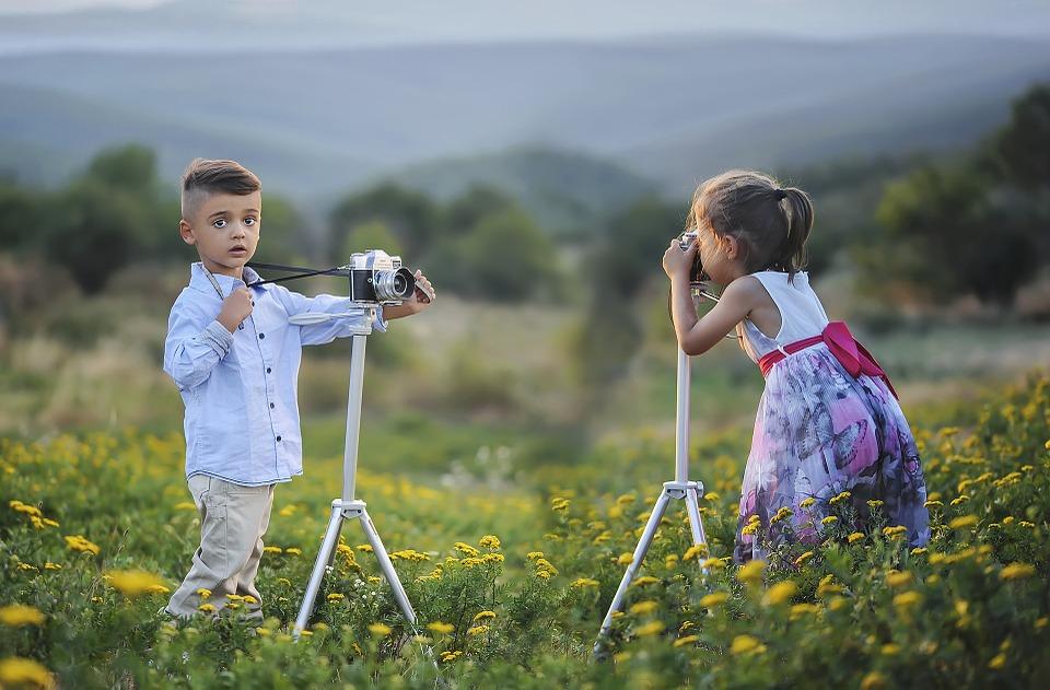 子供にカメラを持たせるとどうなる?